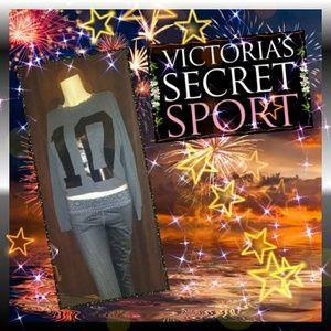 Victoria's Secret Sport Pull Over Crew Neck
